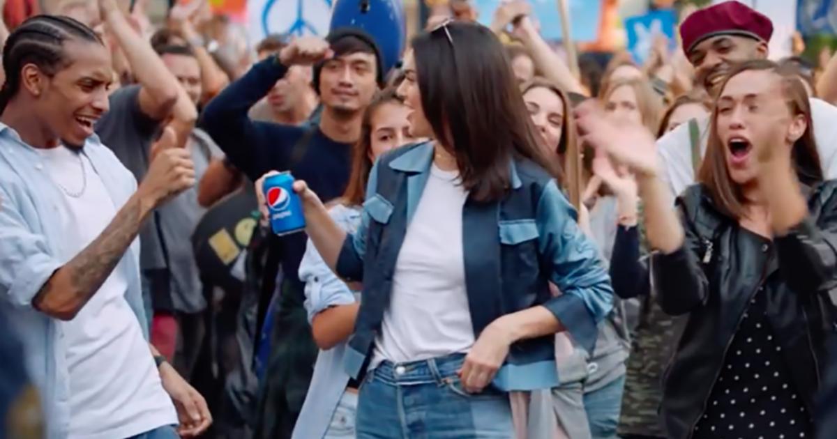 Kylie Jenner Pepsi