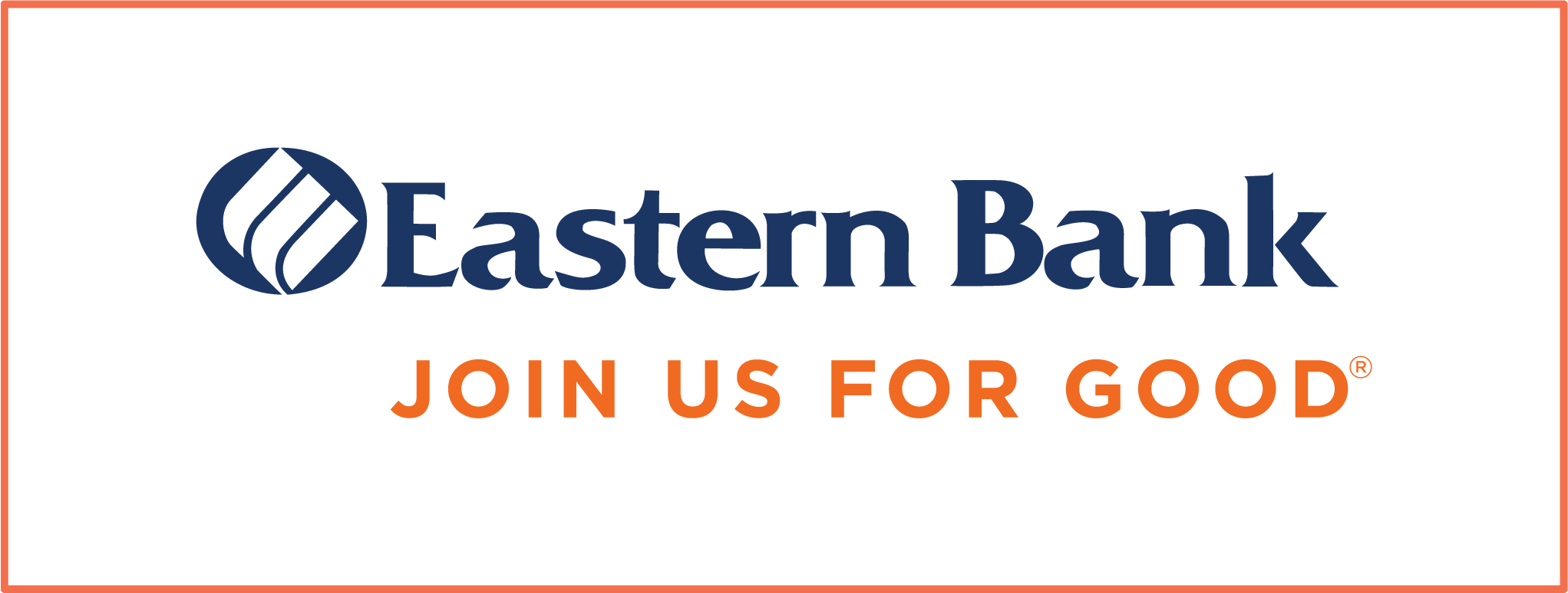 Eastern Bank Join Us For Good Logo