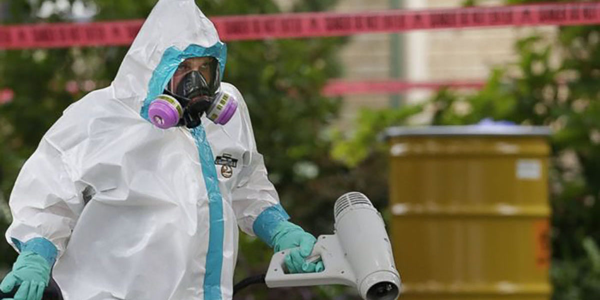 Communications Rx when Ebola hits home