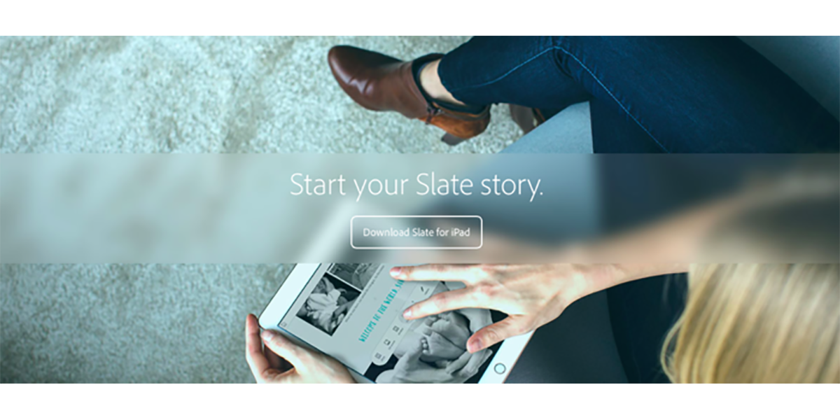 A clean slate on consumer storytelling